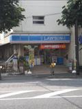 ローソン 天現寺店