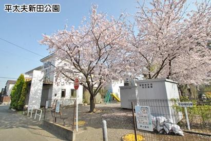 平太夫新田公園の画像1