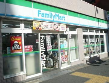ファミリーマート 麻布十番店の画像1