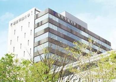 帝京平成大学中野キャンパスの画像1