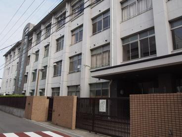 大阪市立桃谷中学校の画像1