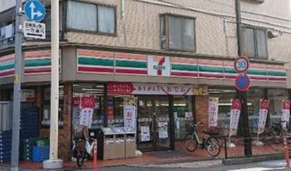 セブンイレブン西大井店の画像1