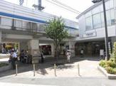 東急目黒線、不動前駅