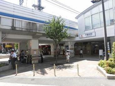 東急目黒線、不動前駅の画像1