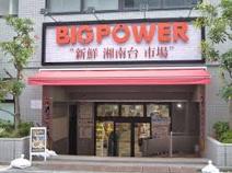 BIG POWER(ビッグパワー) 新鮮湘南台市場