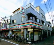 セブンイレブン 大田区水門通り店
