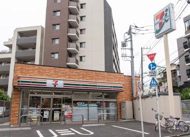 セブンイレブン 大田区東雪谷1丁目店の画像1