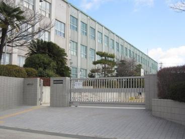 名古屋市立高針台中学校の画像1