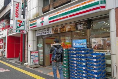 セブンイレブン 南阿佐谷駅前店の画像1