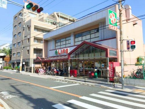 ライフ 豊中店の画像