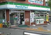 ファミリーマート青物横丁店