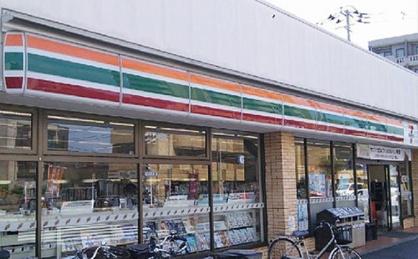 セブン-イレブン 目黒環七柿の木坂店の画像1