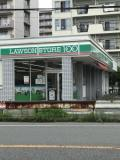 ローソンストア100 本中山店