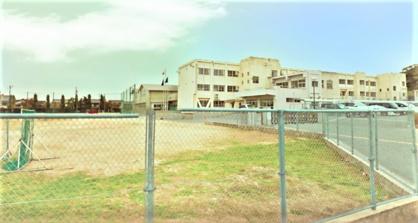 蒲郡市立形原中学校の画像1