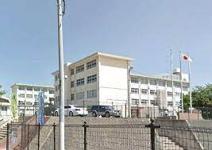 花畑中学校