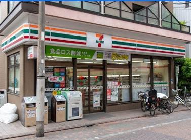 セブンイレブン 大田区鵜の木2丁目店の画像1