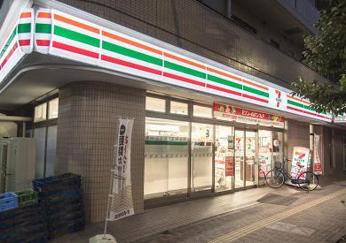セブンイレブン 杉並高円寺南2丁目店の画像1