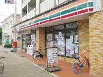 セブンイレブン 大阪三泉市場通店