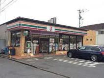 セブンイレブン 久米川店