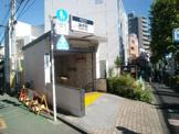 東京メトロ東西線、落合駅