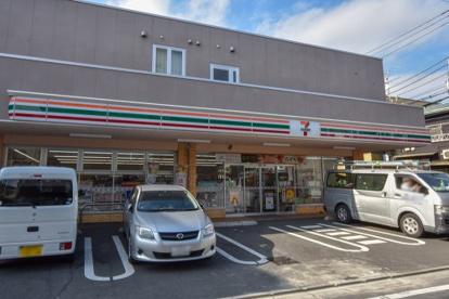 セブンイレブン 杉並馬橋通り店の画像1
