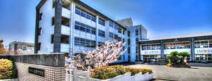 糸島市立前原中学校