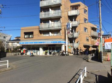 ローソン柏増尾駅前店の画像1