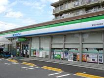 ファミリーマート 稲毛小中台町店