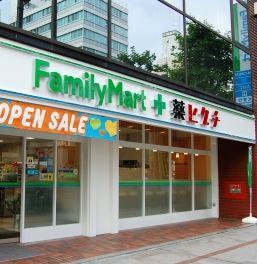 ファミリーマート薬ヒグチ淡路町店の画像1