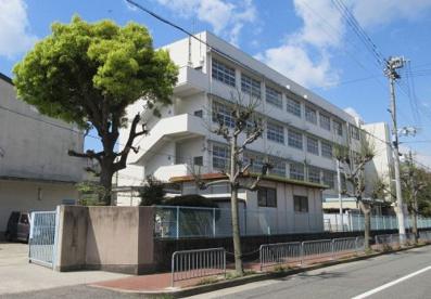 鳴尾中学校の画像1