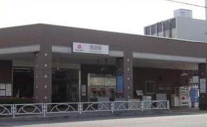 東急目黒線、洗足駅の画像1