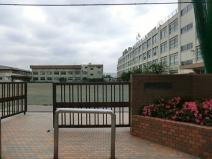 東島根中学校