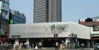 JR山手線、JR総武線、都営大江戸線、代々木駅の画像1