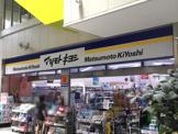 マツモトキヨシ パサージオ西新井店