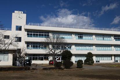 古河市立総和北中学校の画像1