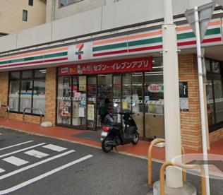 セブンイレブン京阪四宮駅東店の画像1