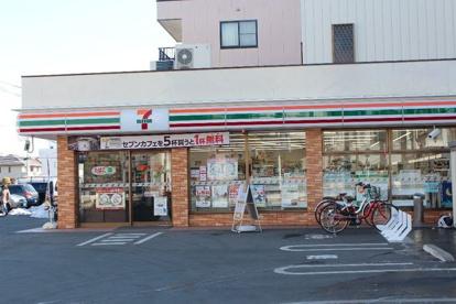 セブンイレブン 野田大和田団地店の画像1