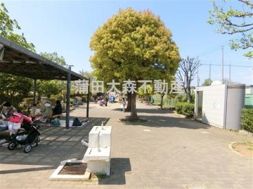 東調布公園の画像1