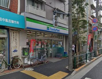 ファミリーマート 杉並高円寺北店の画像1