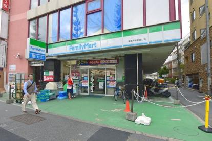ファミリーマート 東高円寺駅北口店の画像1