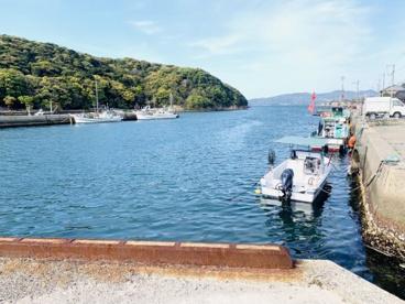 粟野漁港の画像1