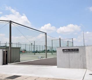 前橋市立明桜中学校の画像1