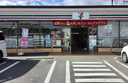 セブンイレブン 高崎新町笛木境店の画像1