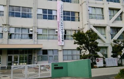 豊中市立庄内さくら学園中学校の画像1