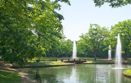 都立代々木公園西門の画像1