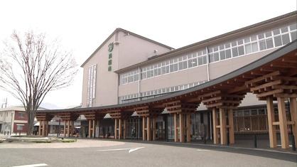 真庭市役所の画像1