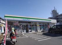 ファミリーマート 入間東藤沢店