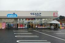 ウエルシア流山西平井店