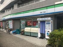 ファミリーマート 弦巻一丁目店