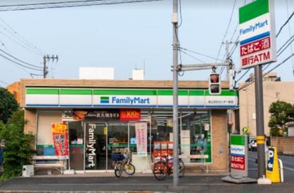 ファミリーマート 池上文化センター前店の画像1
